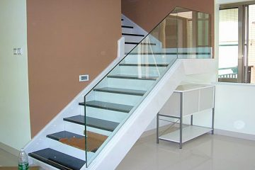 Glass for Railing