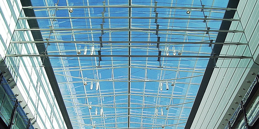 glass for roof from Chinese manufacturer