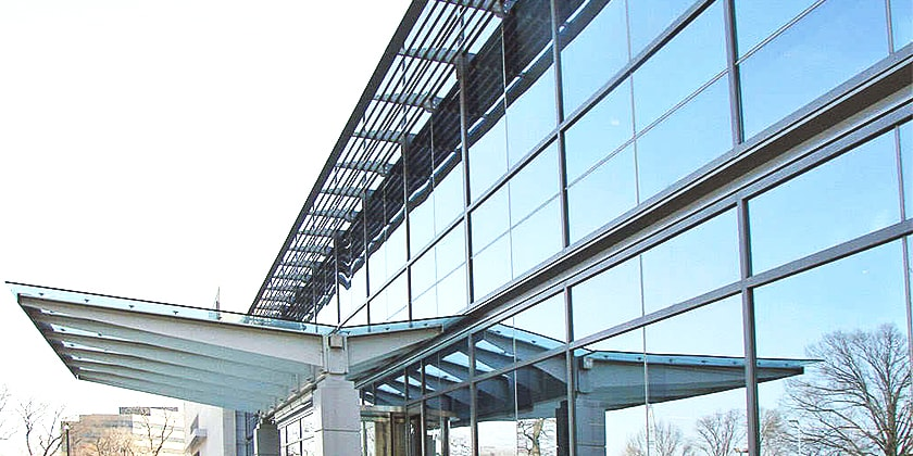Chinese Industrial Glass Curtain Wall Manufacturers