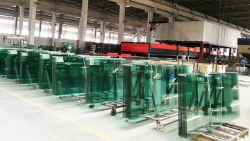 New Machine Introduced to Safety Glass Supplier - Blue-sky Glass